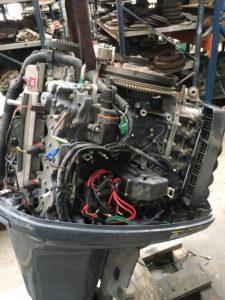Casse marine : Blocs moteurs