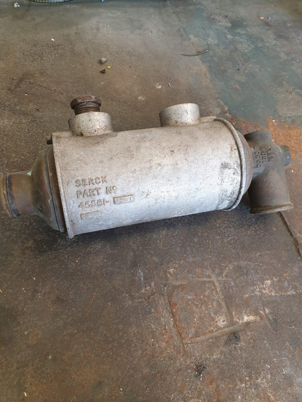 Échangeur d'huile Mercruiser diesel 220cv